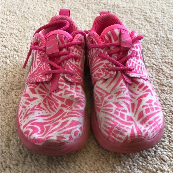 Toddler girl Nike Roshe